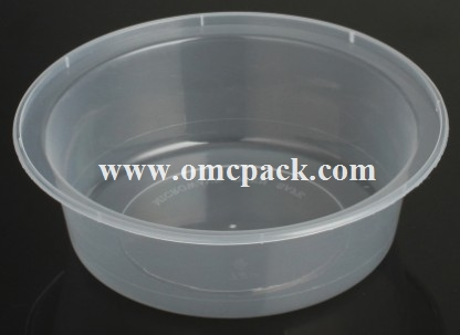 729 Disposable PP food container