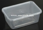 M1000 Disposable pp food container 960ml